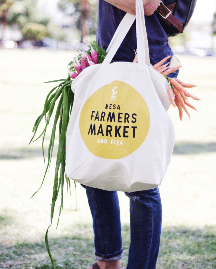 In Good Company | Mesa Farmers Market and Flea