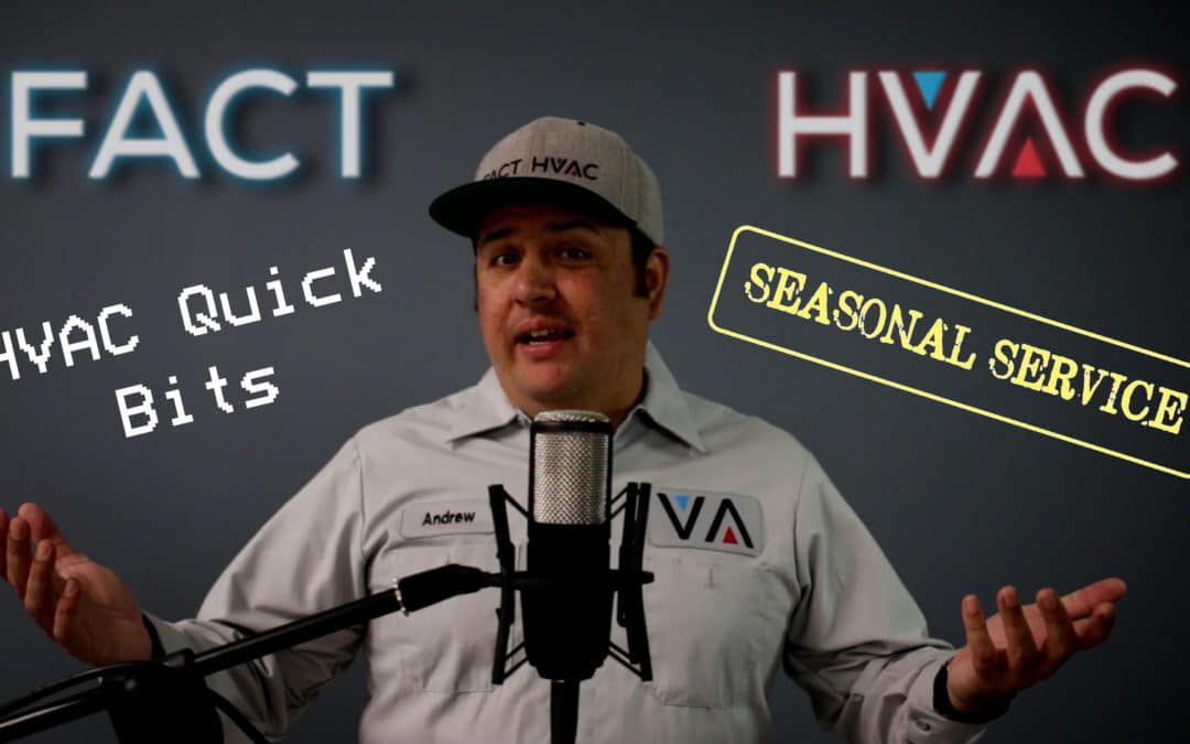 HVAC Seasonal Service