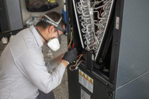 American Standard AC Install
