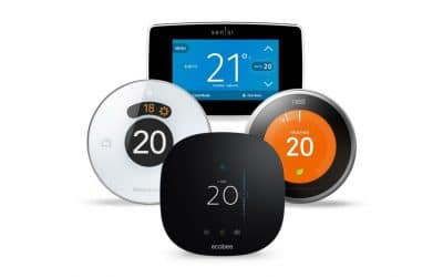 Types of AC Thermostats and When You Should Upgrade your thermostat