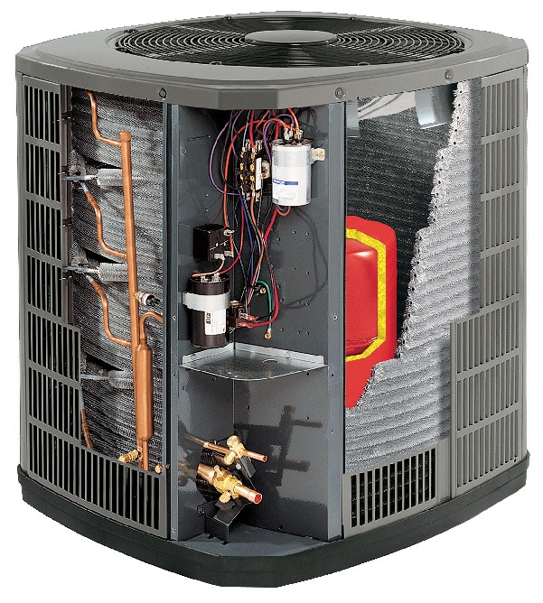 What Are the Different Components of an HVAC System?